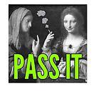 Pass the spliff! by bd0m