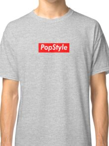 Drake - Pop Style Supreme Box Logo Classic T-Shirt