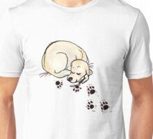 Sleepy puppy Unisex T-Shirt