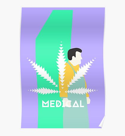 Medical Cannabis  Poster