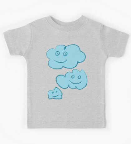 Clouds Kids Tee