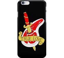 Meat love iPhone Case/Skin