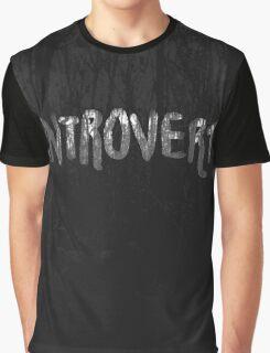 Introvert Deep Dark Forest Graphic T-Shirt