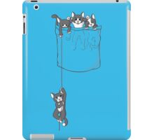 Pocket cat / Pocket Kittens iPad Case/Skin