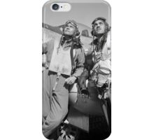 Tuskegee Airmen -- World War II iPhone Case/Skin