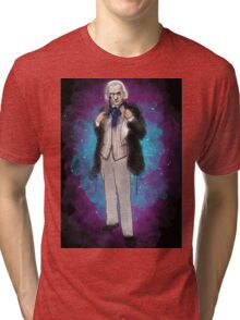 William Hartnell as Doctor Who Tri-blend T-Shirt