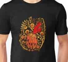 Firebird Khokhloma Unisex T-Shirt