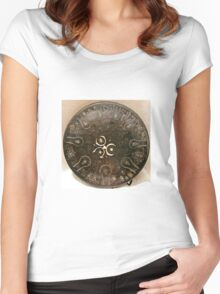 Triscus Domiscus Women's Fitted Scoop T-Shirt