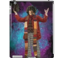 Tom Baker as Doctor Who iPad Case/Skin