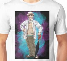 Sylester Mccoy as Doctor Who Unisex T-Shirt