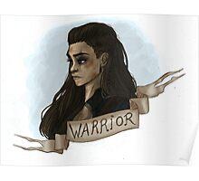 Octavia - Warrior Poster