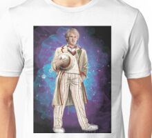 Peter Davidson as Doctor Who Unisex T-Shirt