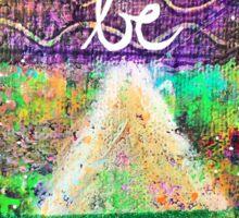 Be: Inner Power Painting Sticker