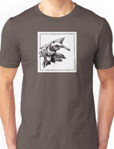 Graphic Hummingbird Unisex T-Shirt