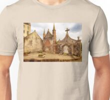 Delgatie Castle Folly (near Turriff, in Aberdeenshire, Scotland) Unisex T-Shirt