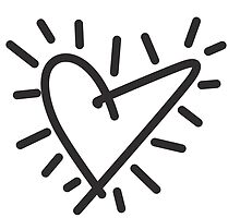 Heart of Haring by annimo