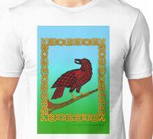 Celtic Raven Unisex T-Shirt