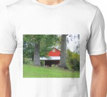 Red Shed Unisex T-Shirt