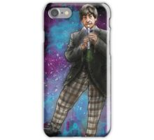 Partick Troughton as Doctor Who iPhone Case/Skin