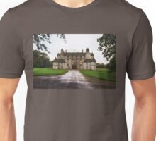 Leith Hall Facade - (Huntly, Aberdeenshire, Scotland) Unisex T-Shirt