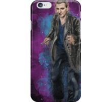Christopher Eccleston as Doctor Who iPhone Case/Skin
