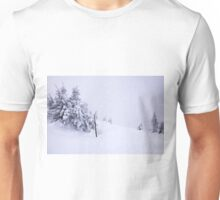 In snow Unisex T-Shirt