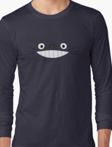 Totoro Face - Studio Ghibli  T-Shirt