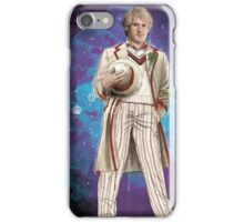 Peter Davidson as Doctor Who iPhone Case/Skin
