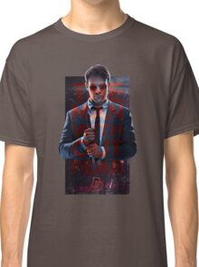 THE MAN WİTHOUT FEAR Classic T-Shirt