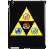 Zelda Triforce Wind Waker/ Pokemon iPad Case/Skin