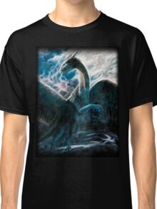 Saphira The Dragon From The Hit Eragon Movie Classic T-Shirt
