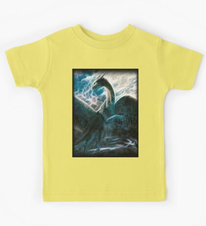 Saphira The Dragon From The Hit Eragon Movie Kids Tee