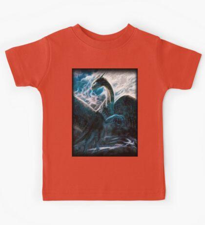 Saphira The Dragon From The Hit Eragon Movie Kids Tee
