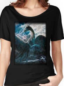 Saphira The Dragon From The Hit Eragon Movie Women's Relaxed Fit T-Shirt