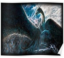 Saphira The Dragon From The Hit Eragon Movie Poster