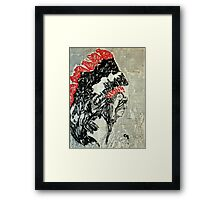 Portrait .  Framed Print