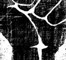 Dirt Fist Grunge Distressed Style Sticker