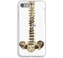 Out of Order Spine iPhone Case/Skin