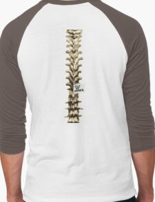 Out of Order Spine Men's Baseball ¾ T-Shirt