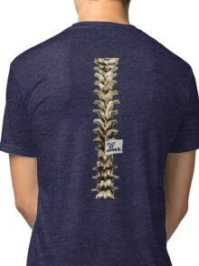 Out of Order Spine Tri-blend T-Shirt