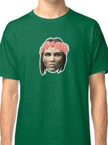 Lydia Flower Crown Classic T-Shirt