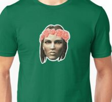 Lydia Flower Crown Unisex T-Shirt