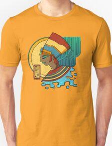 Nefertiti Nouveau Unisex T-Shirt