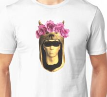 Vulpes InFlowerCrown Unisex T-Shirt