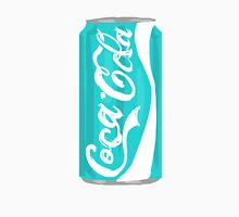 Light Blue Coke Can Unisex T-Shirt