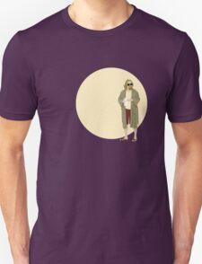 The Dude The big Lebowski Circle Unisex T-Shirt