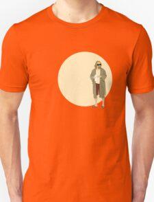 The Dude The big Lebowski Circle T-Shirt