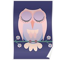 SWEET DREAMS BY OWL Poster