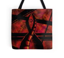 Sinister Helix Tote Bag