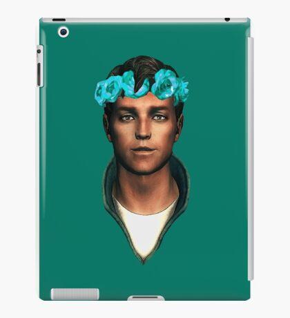 Butch DeFlowerCrownia iPad Case/Skin